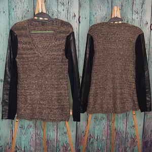 W118 by Walter Baker brown sweater
